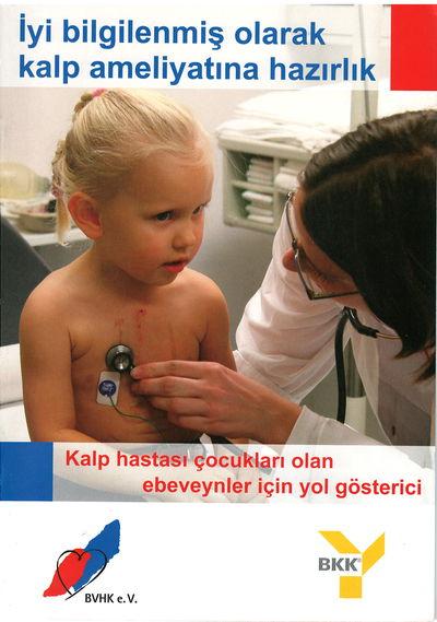Gut informiert zur Herz-OP – türkisch