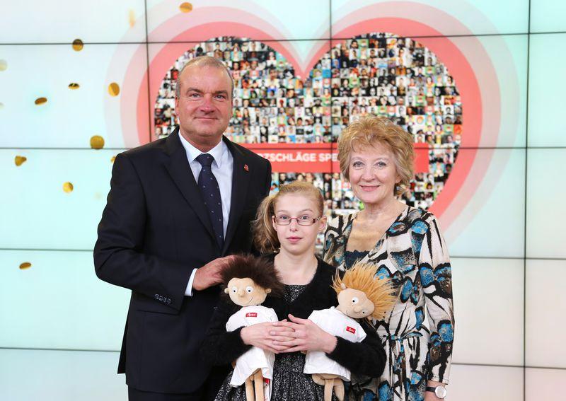 Das grösste Herz Deutschlands