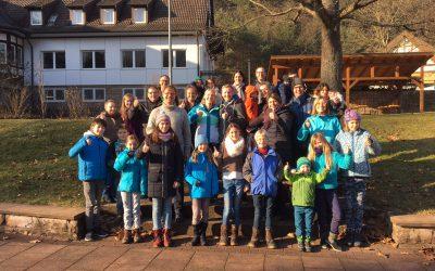 Elterncoaching Grundseminar vom 20.-22.01.2017 in Schönau/Pfalz