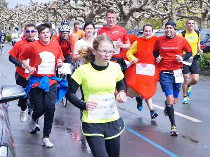 Marathon-Staffellauf – Startplatz sichern!