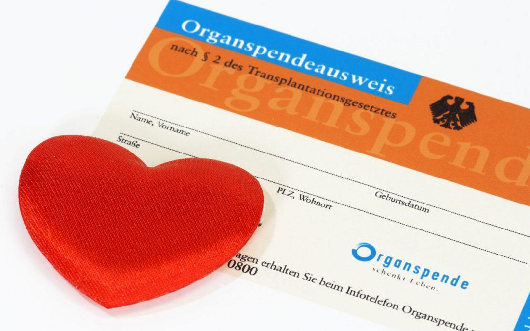 Tag der Organspende: Die Entscheidung zählt