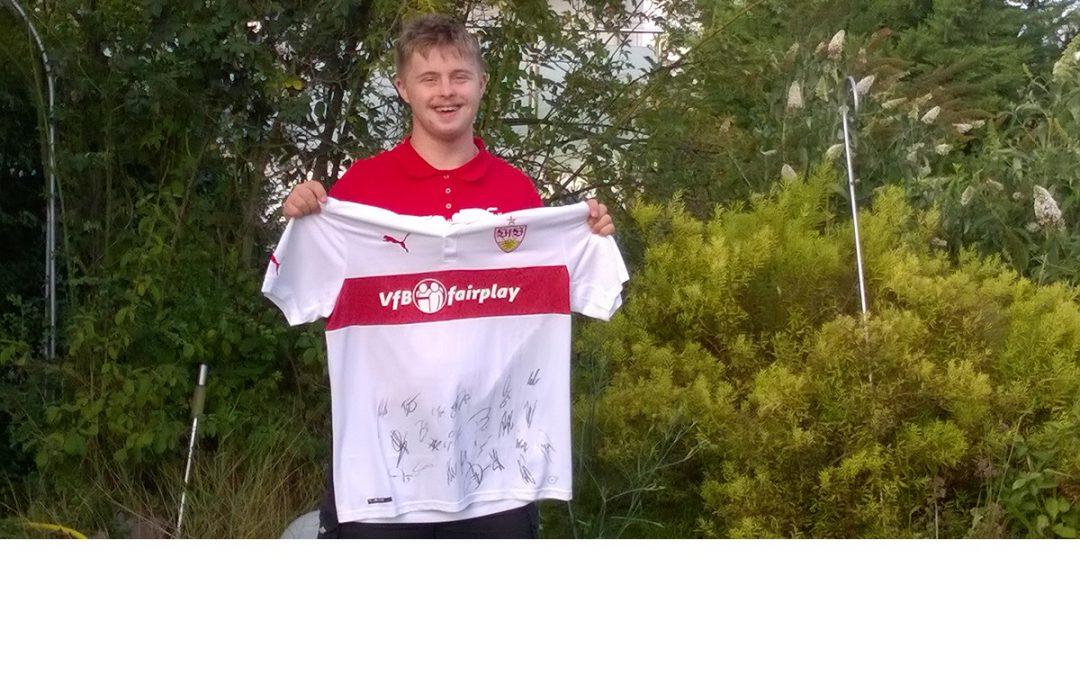 VfB Stuttgart Trikot für einen großen Fan