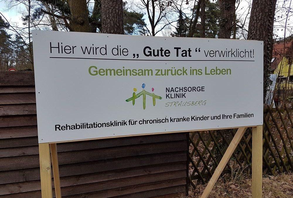 Neues aus der Kindernachsorgeklinik Berlin-Brandenburg