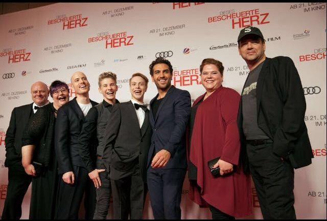 """Buch und Film """"Dieses bescheuerte Herz"""":  Interview mit Daniel Meyer und seiner Mutter Debbie Wyrich"""
