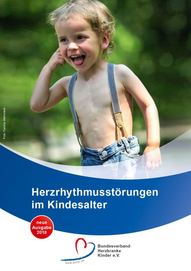 Herzrhythmusstörungen im Kindesalter