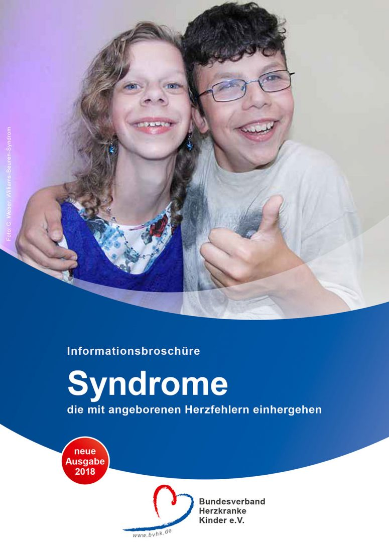 Informationsbroschüre Syndrome
