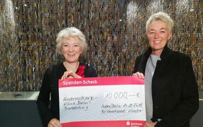 BVHK unterstützt Kindernachsorgeklinik Berlin-Brandenburg mit € 10.000