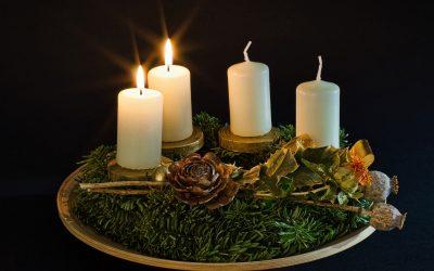 Advent 2018:  Adventsgedicht von Romi