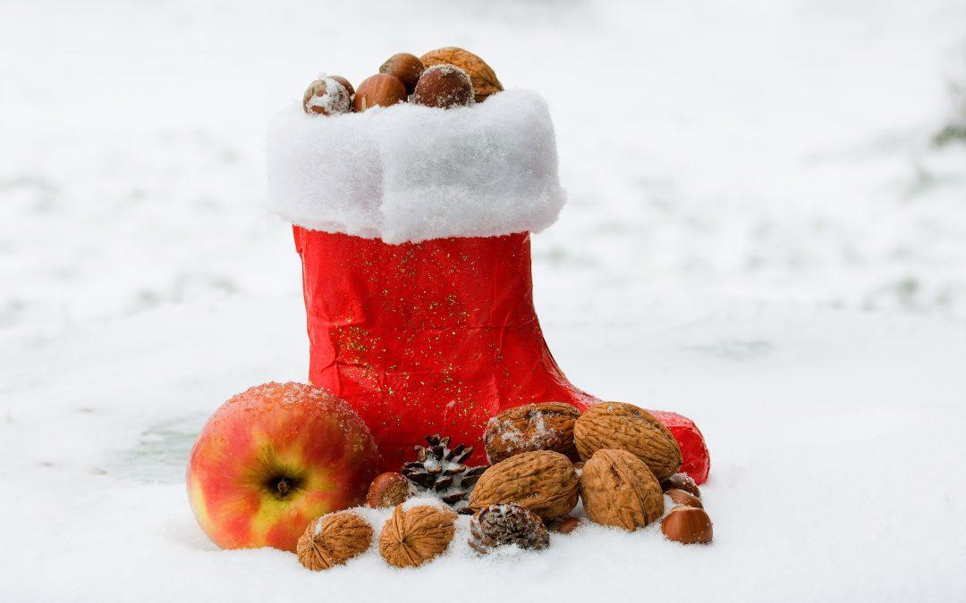 Advent 2018:  Nikolausgedicht von Dzenan