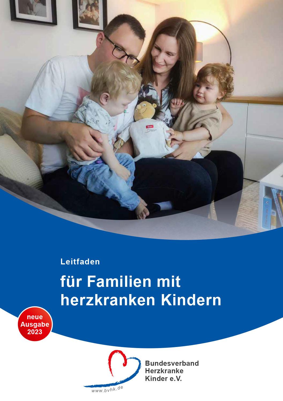 Leitfaden für Familien mit herzkranken Kindern