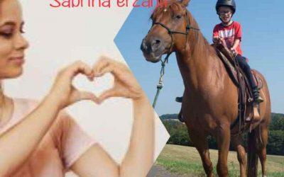 Sabrina erzählt von der BVHK-Reiterwoche