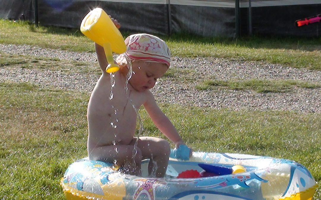 Kinderherzen vor Hitze schützen