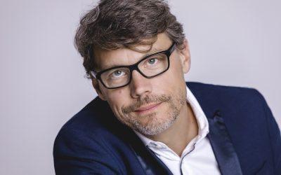Neuer BVHK-Botschafter: Kabarettist Christoph Sieber