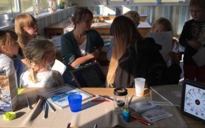 Elterncoaching Aufbauseminar in Schillighörn, 06.-08.09.2019