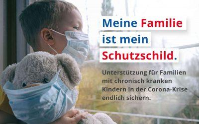 Die Bundesregierung muss sich an die Seite der Familien mit chronischen kranken Kindern stellen
