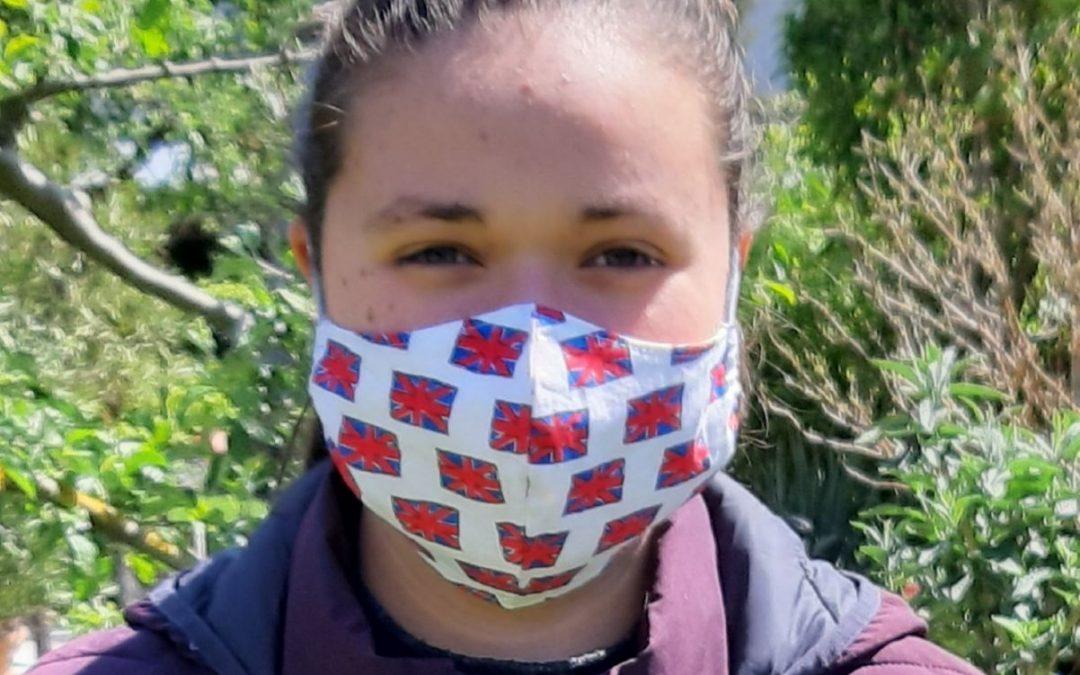 Maskenpflicht beim Einkaufen und im öffentlichen Verkehr